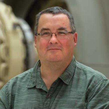 Portrait of David Robinson